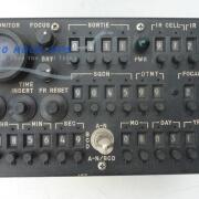 33-41 Panel, Ctrl - Mission identifier