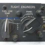 33-45 Panel, Ctrl - FE Panel light