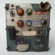 33-54 Panel, Ctrl - Aux Power Unit