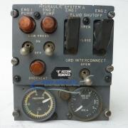 33-55 Panel, Ctrl - Hydraulic System A