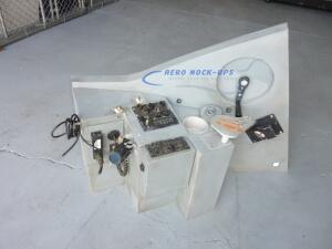 33-60 Panel, Knee - C17 Port