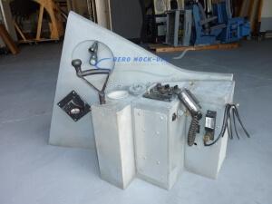 33-61 Panel, Knee - C17 Starboard