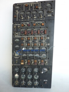 33-9-L Panel, FE - Left, Electrical