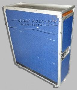 35-23 Cart, Service - Blue, Lermer