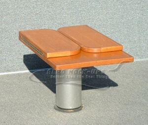 34-103 Table, Side Bifold - Closed