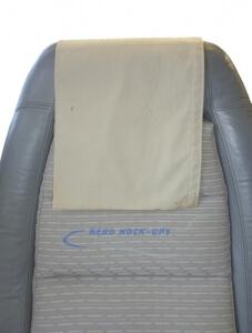 34-13 Antimacassar - Cloth, Beige