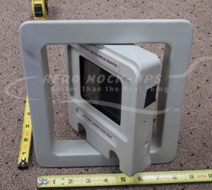 34-98 Monitor, Seat Back - swivel