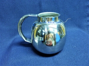 35-26 Coffee pot - Metal handle, no lid