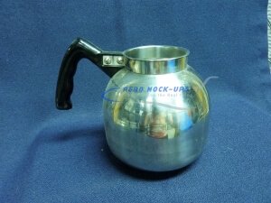 35-27 Coffee pot - Black handle, no lid
