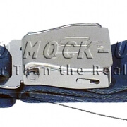 39-42 Seat belt, Pax - Tapered, Blue