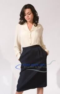 37-9-1 Skirt - Black