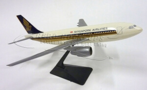 38-41 Model - B737 Singapore Airlines