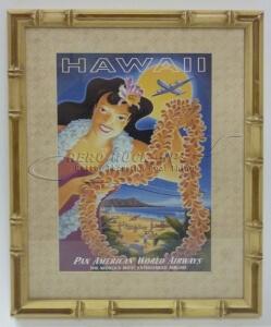 38-44 Print - Hawaii, Pan American