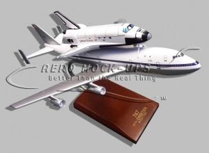38-71 Model - B747+Orbiter