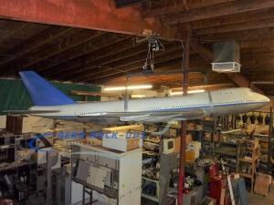 38-88 - Model - B747, Starboard