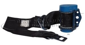 39-50 Harness, Shoulder - Retractable, Black