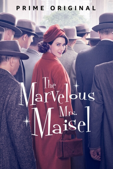 Marvelous Mrs. Maisel poster
