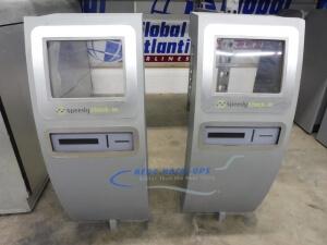32-170 E-Ticket machine, front