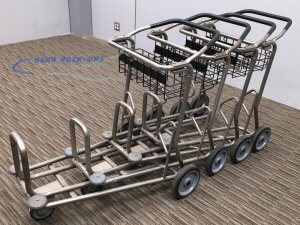 32-279 Smart Cart - Luggage Cart