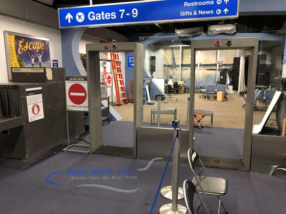 Air Head - Security area a