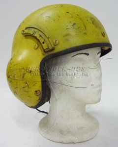 38-45 Helmet, Heli - Yellow