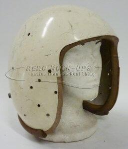 38-60 Helmet, Shell - White