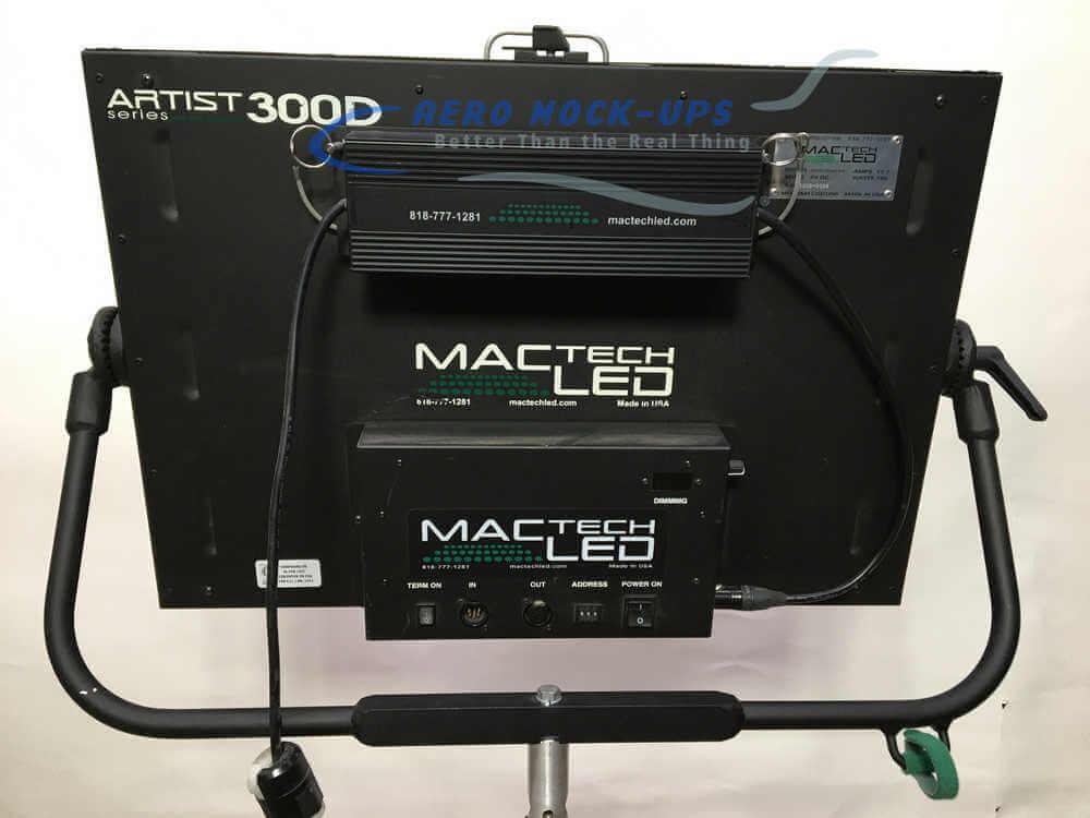 42-10 MacTech Artist 300D - Back