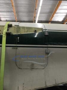 G3 - Rear Starboard Entry door