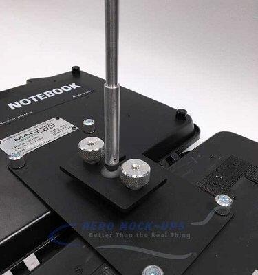 Slider - 42-15 Notebook light - Plate & Arm