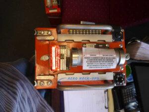 39-6 Black box - Faux Transmitter